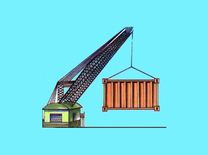 Grue container